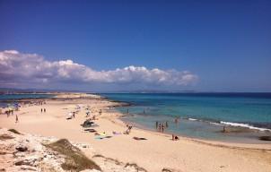 Het eiland Formentera per paard verkennen